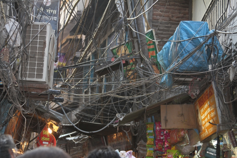 Off the Grid in Old Delhi