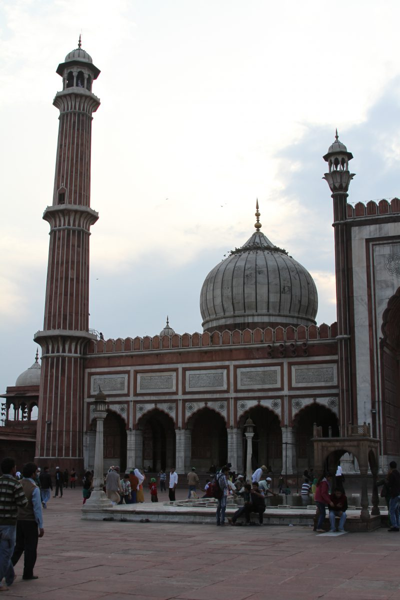 Mosque in Dehli