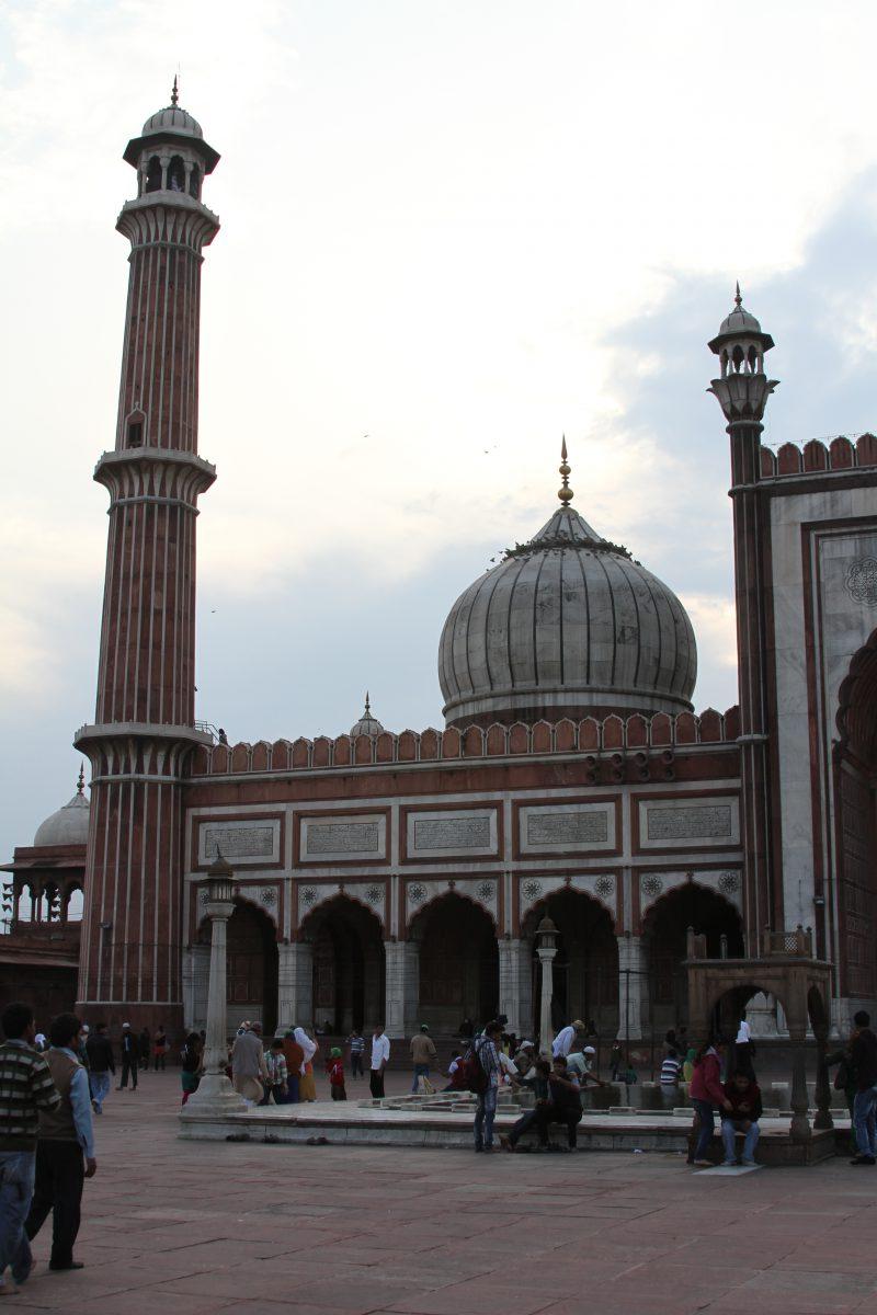 Mosque in Dehli