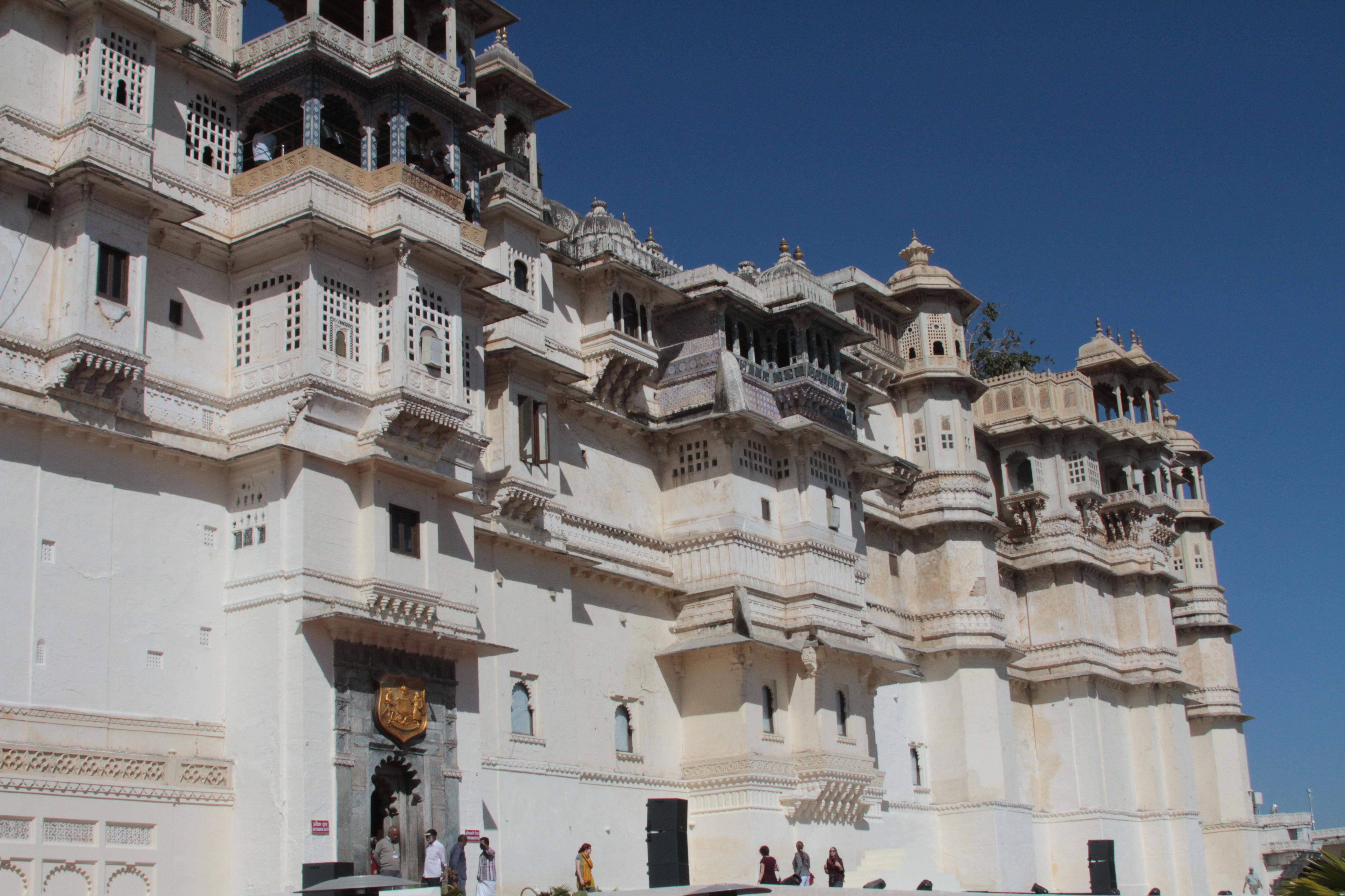 City Palace, Udipar