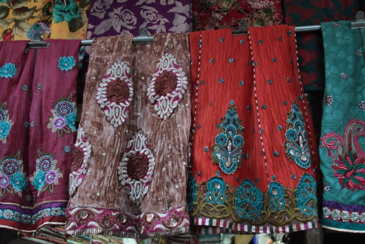 Fabric in Indian market