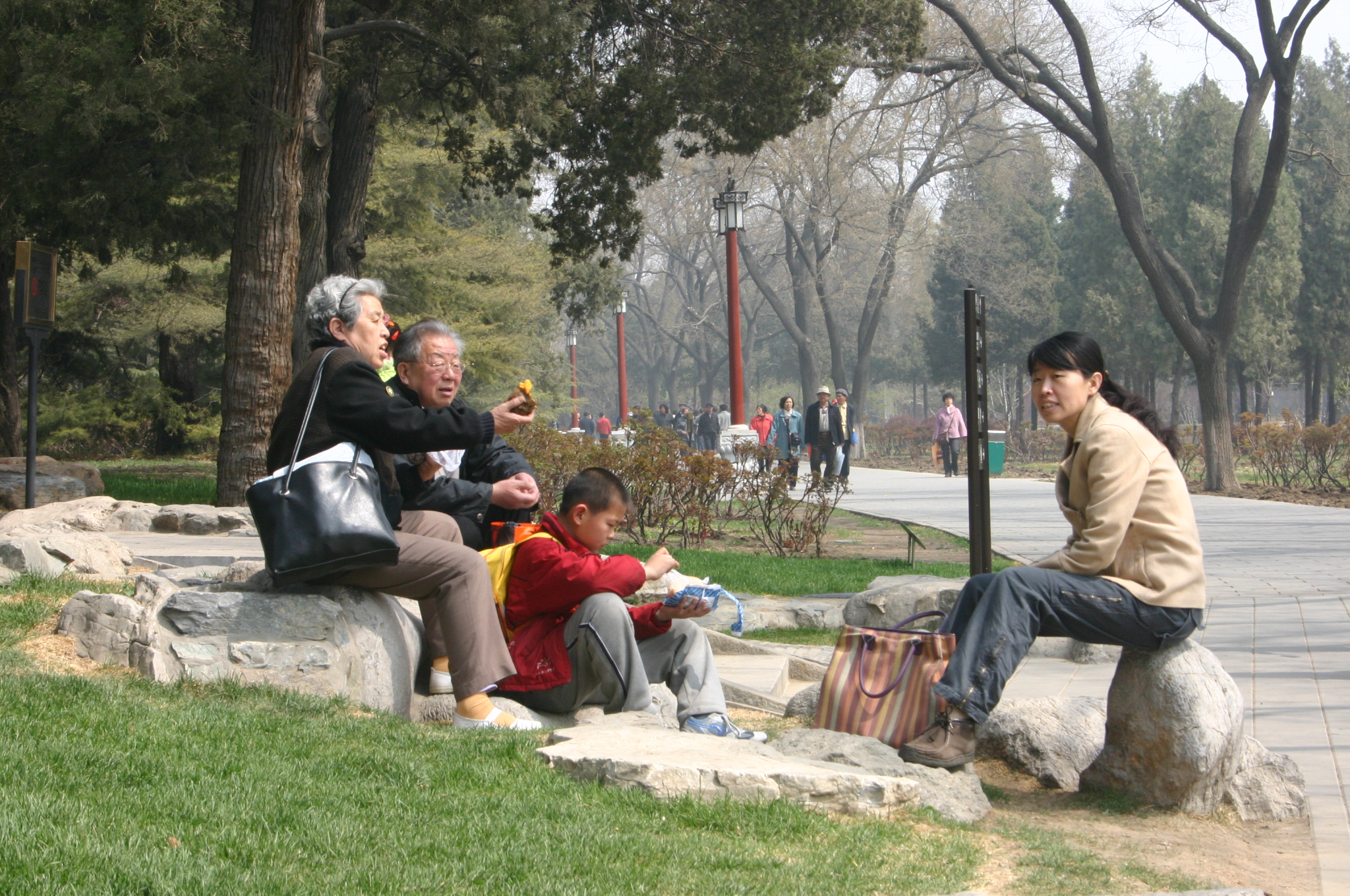 A Day in the Park: Beijing