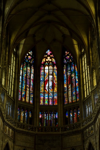 Apse, St. Vitus Cathedral