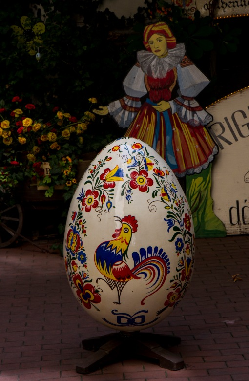 Czech Souvenir Shop, Easter Egg