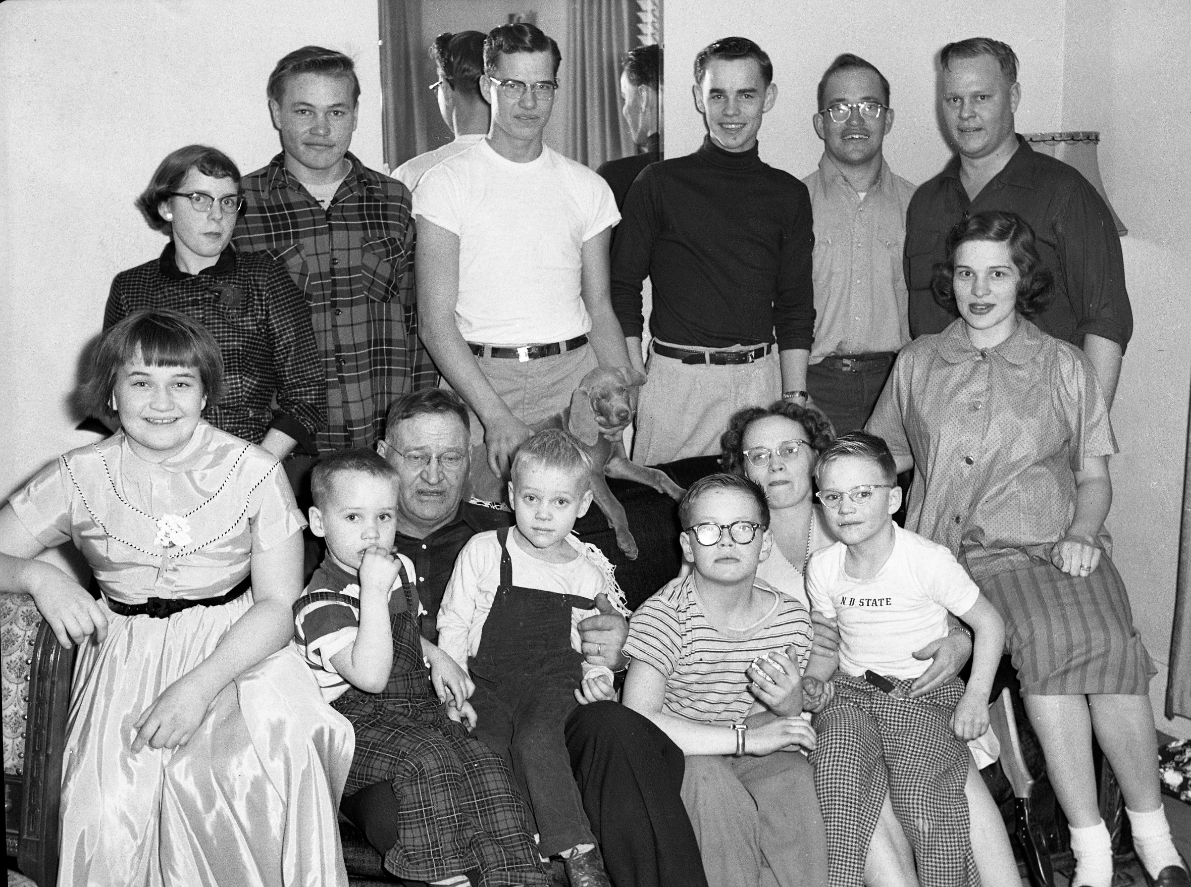 Friederichs Family @ 1953