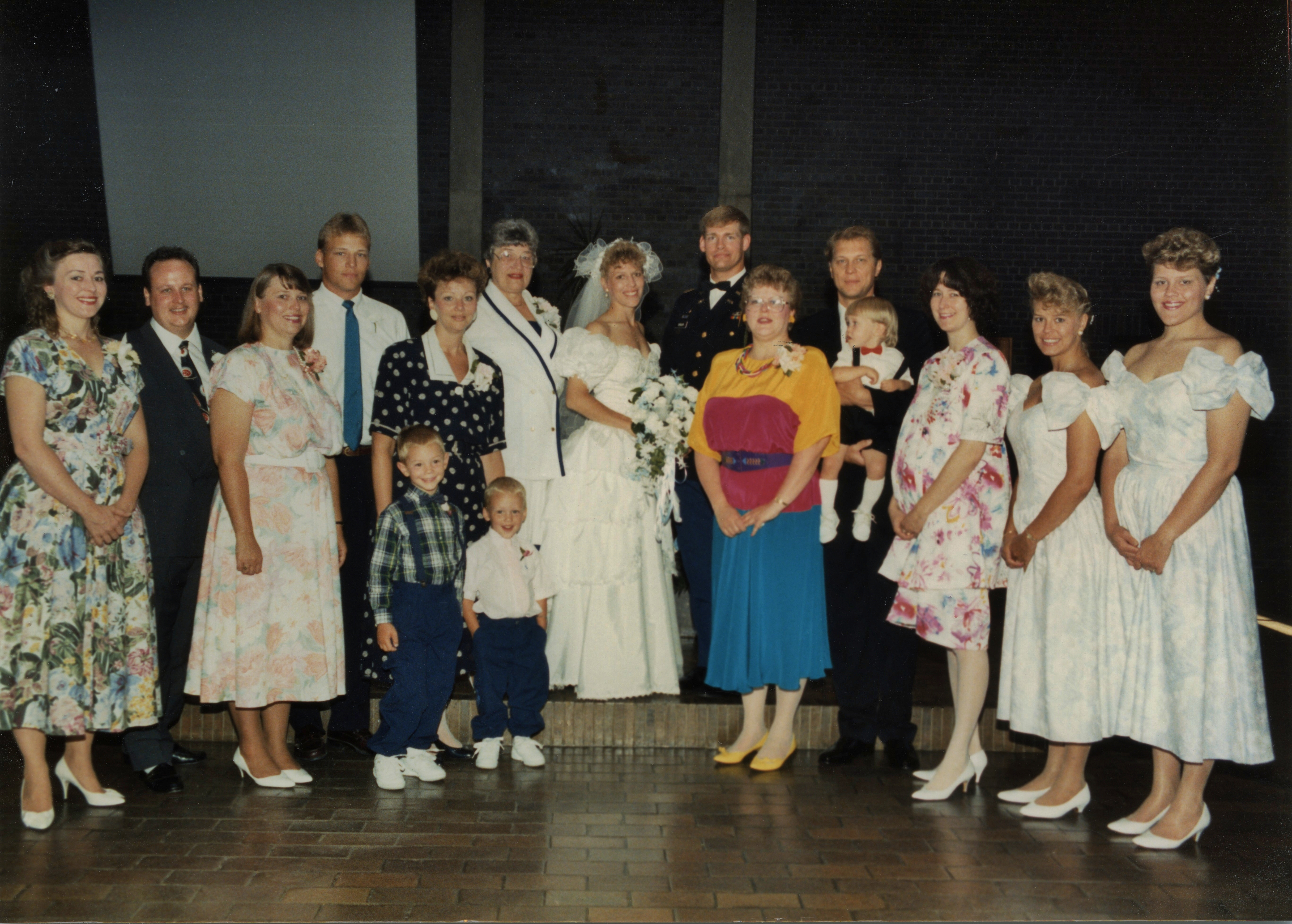 Ruth's Wedding 1990