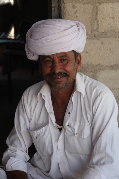Bishnoi Farmer, Rajasthan, India