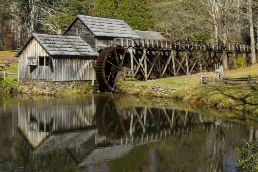 Mabry Mill, Virginia Blue Ridge Parkway