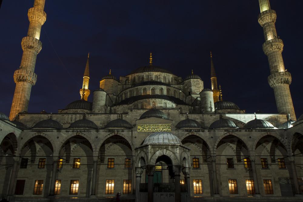 BlueMosquePredawnIstanbul, Turkey 276