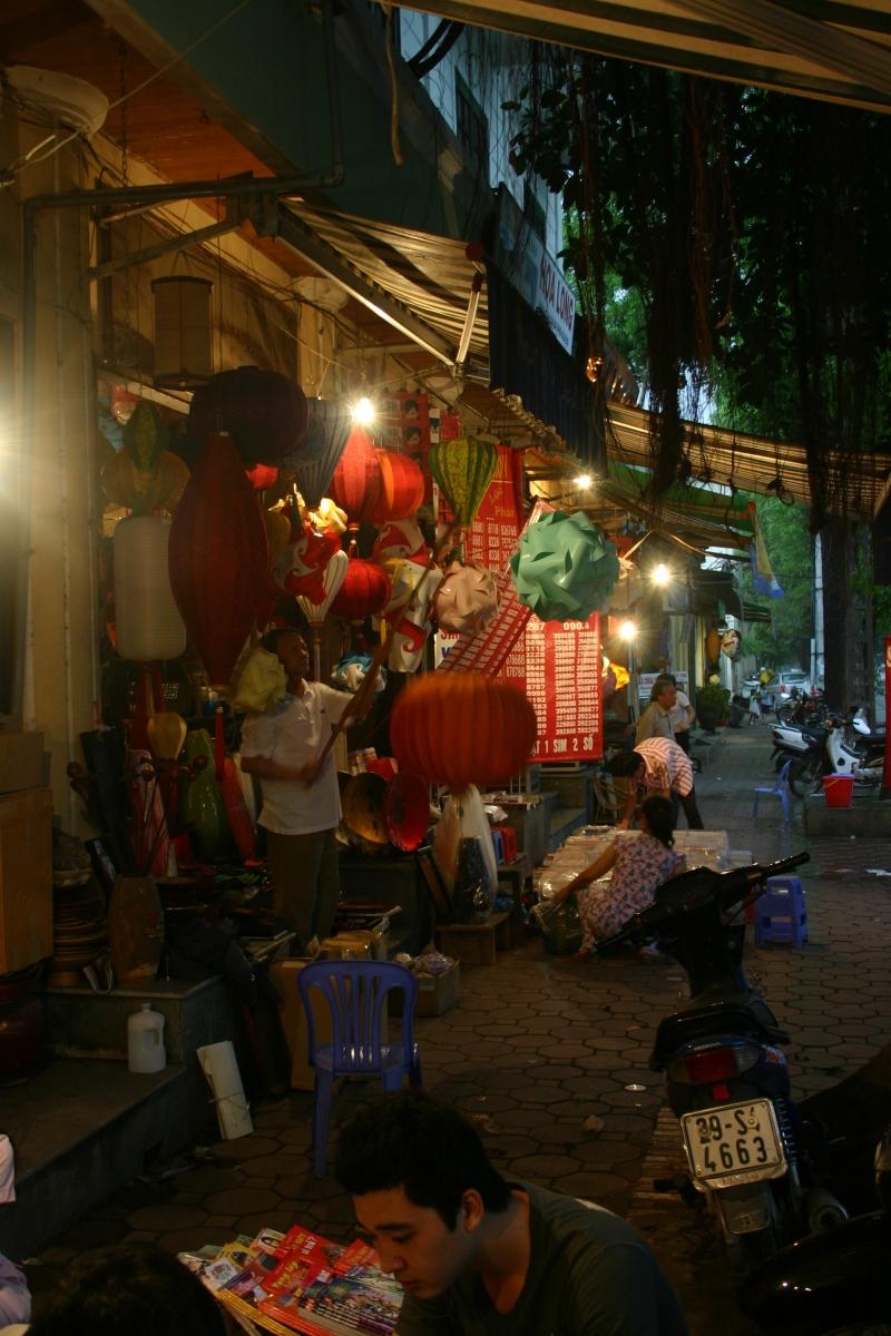 Hanoi Glow