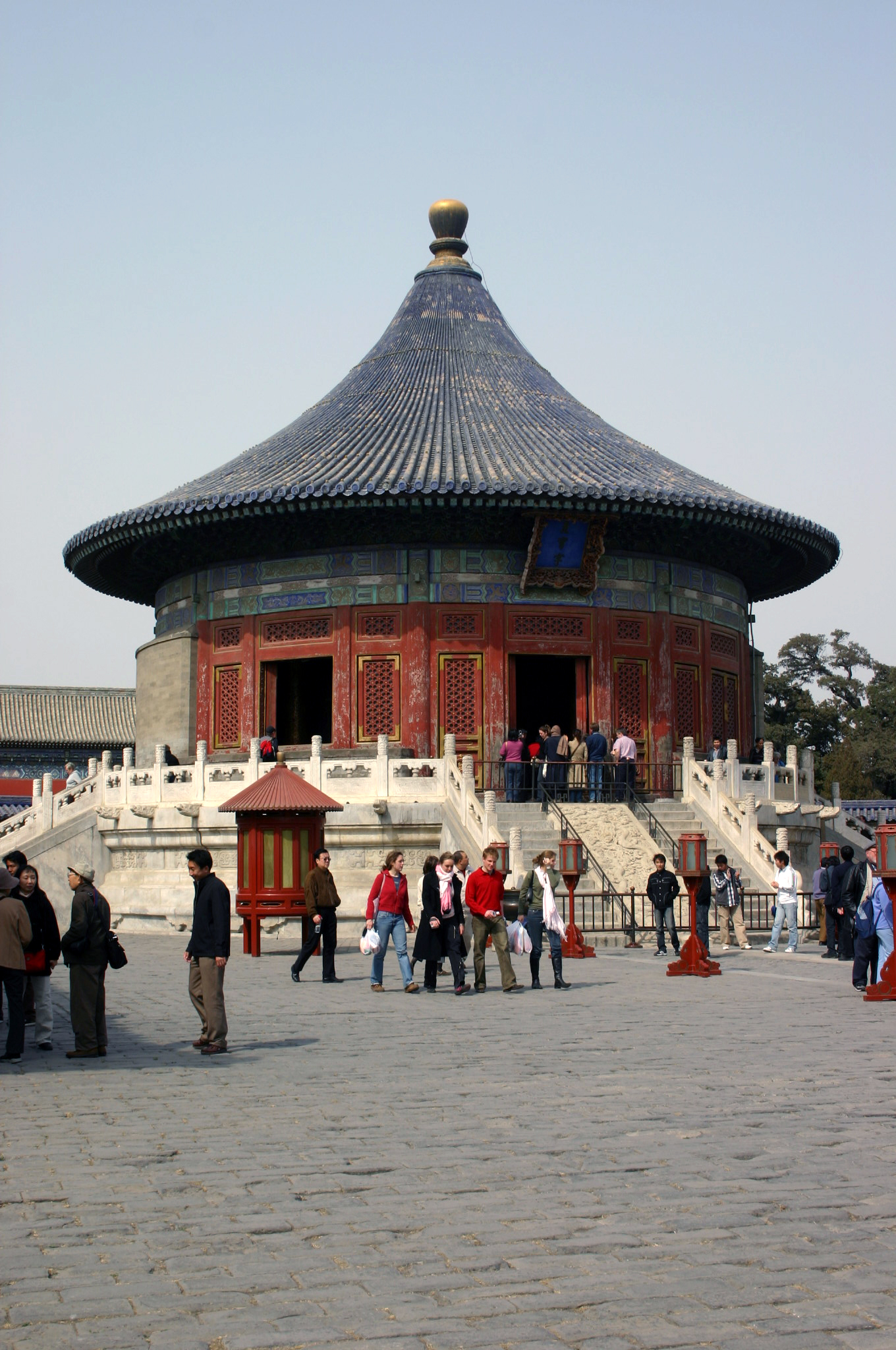 Part of Temple of Heaven Complex