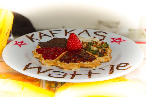 Kafka's Waffles,     Turkey