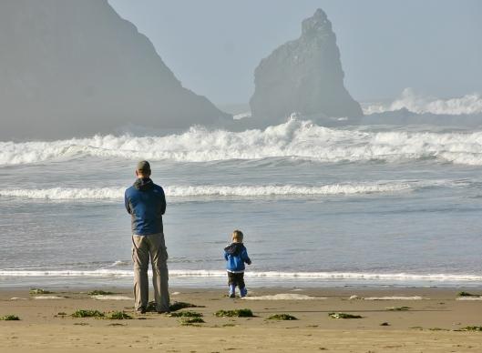 October on the Oregon Coast