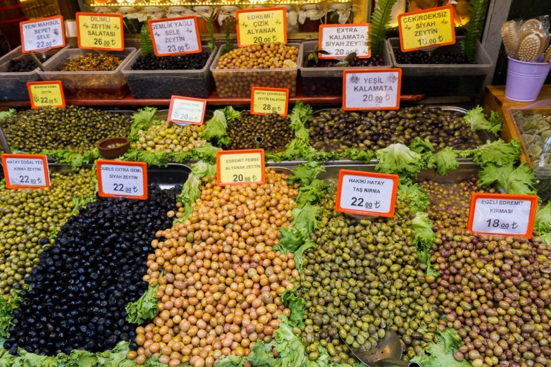 Istanbul Olive Bar