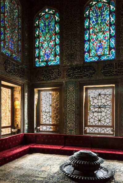 Light in the Harem