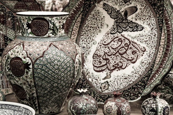 Turkish Pottery