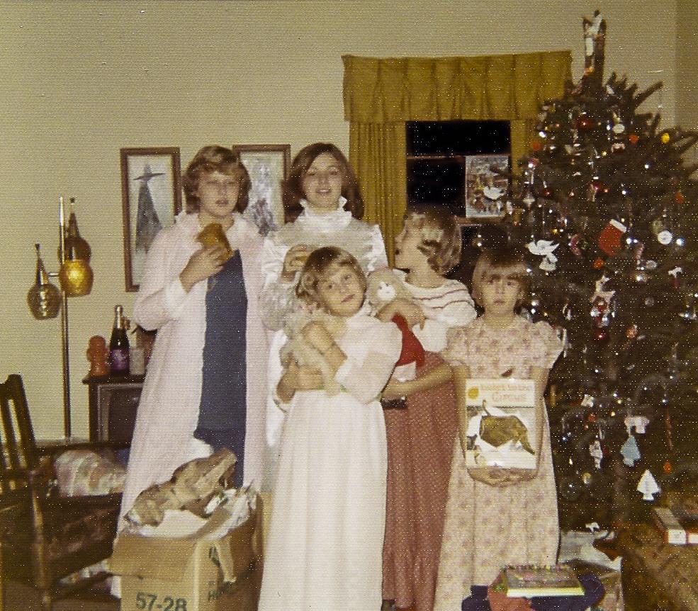 Christmas at Home, 1973