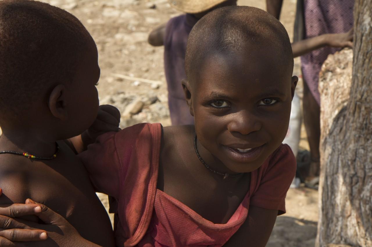 Young Himba Girl
