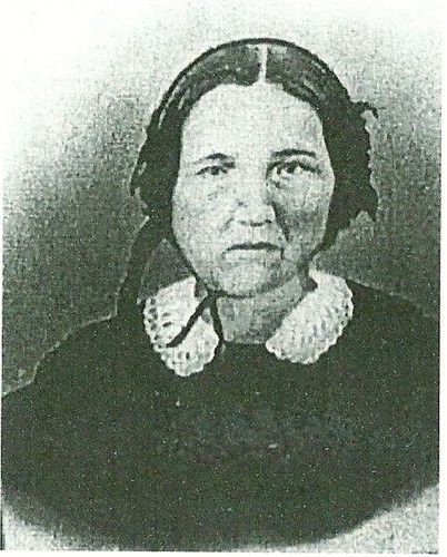 Mary Polly Carney McGannon, died August 1884