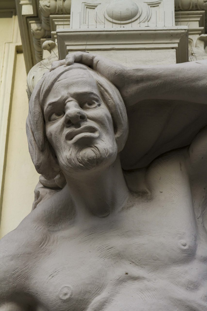 Sculpture, Brno, Czech Republic