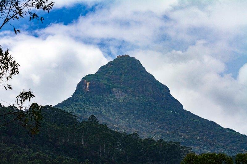 Sri Pada or Adam's Peak, Sri Lanka