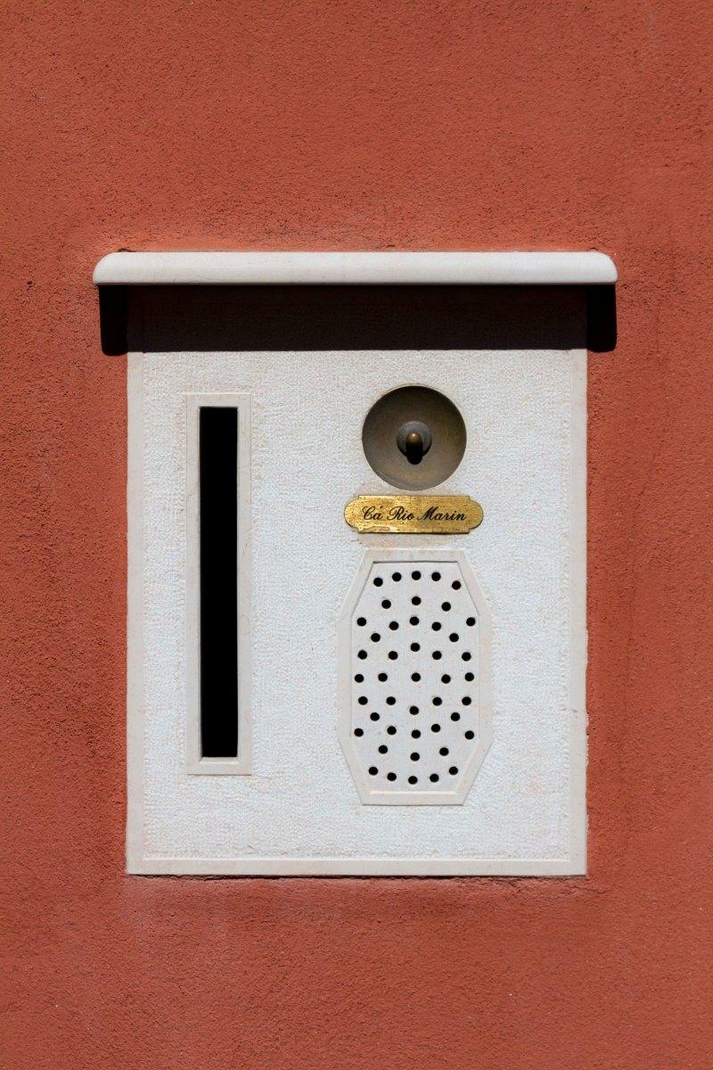 Intercom, Venice, Italy