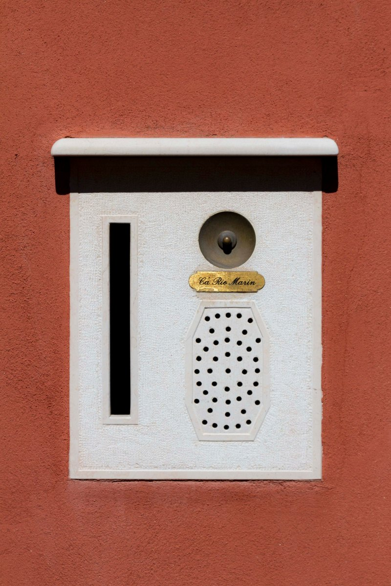 Intercom, Venice, Italy