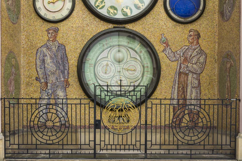 Astronomical Clock Details