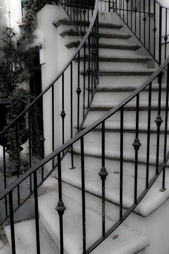 Savannah Steps, Savannah, Georgia