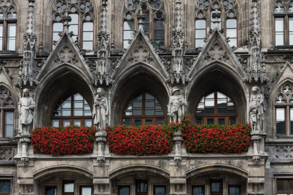 New Town Hall, Marienplatz, Munich