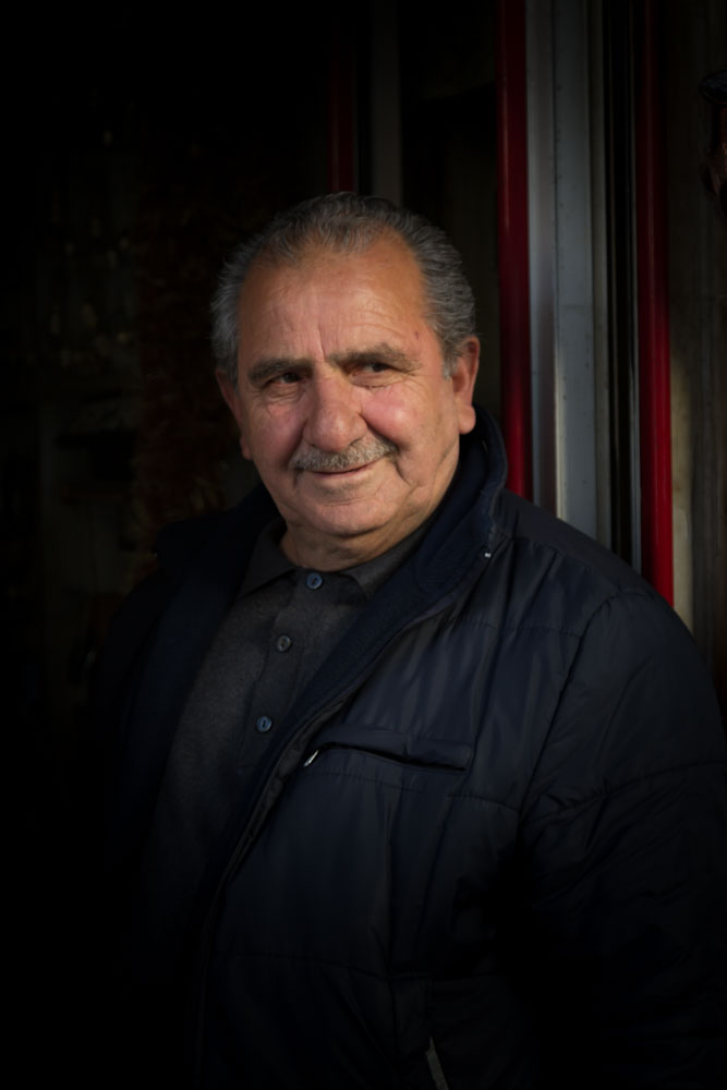 Istanbul Shop Owner