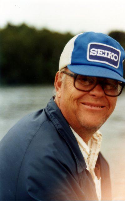 Fishing 1981