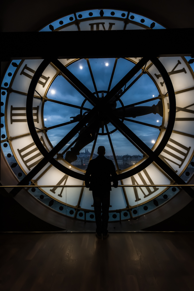 Time Waits For No Man, Musée d'Orsay, Paris, France