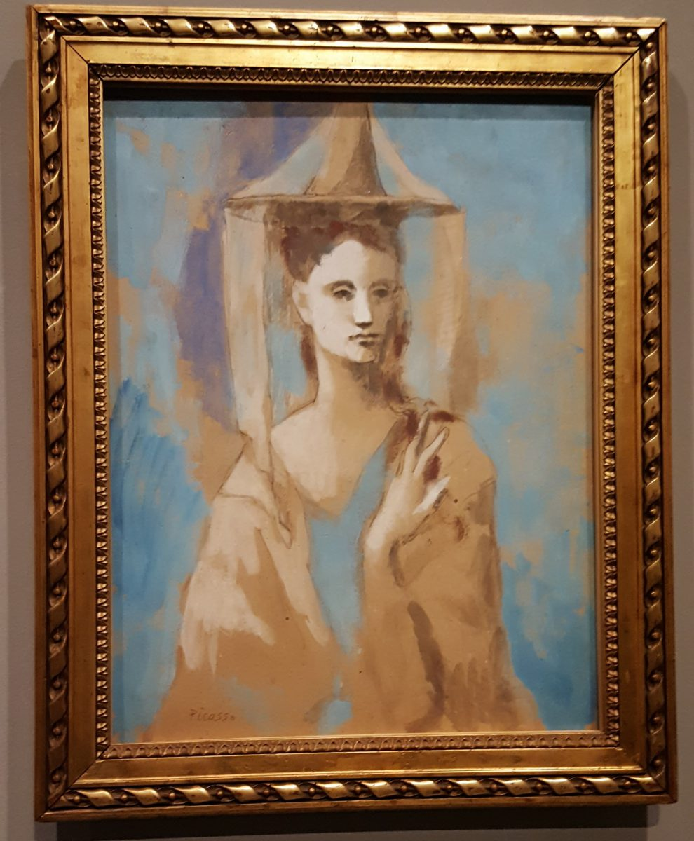 Picasso, Woman of Majorca, 1905