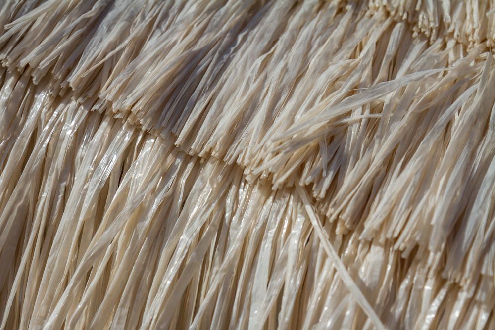 Plastic Thatch