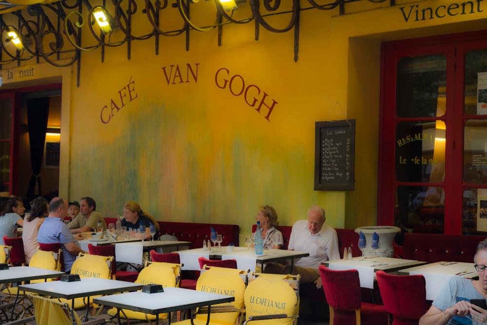 Cafe Van Gogh, Arles, France