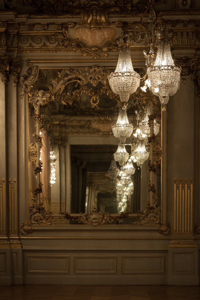 No End in Sight, Formal Room, Musee d'Orsay, Paris, France