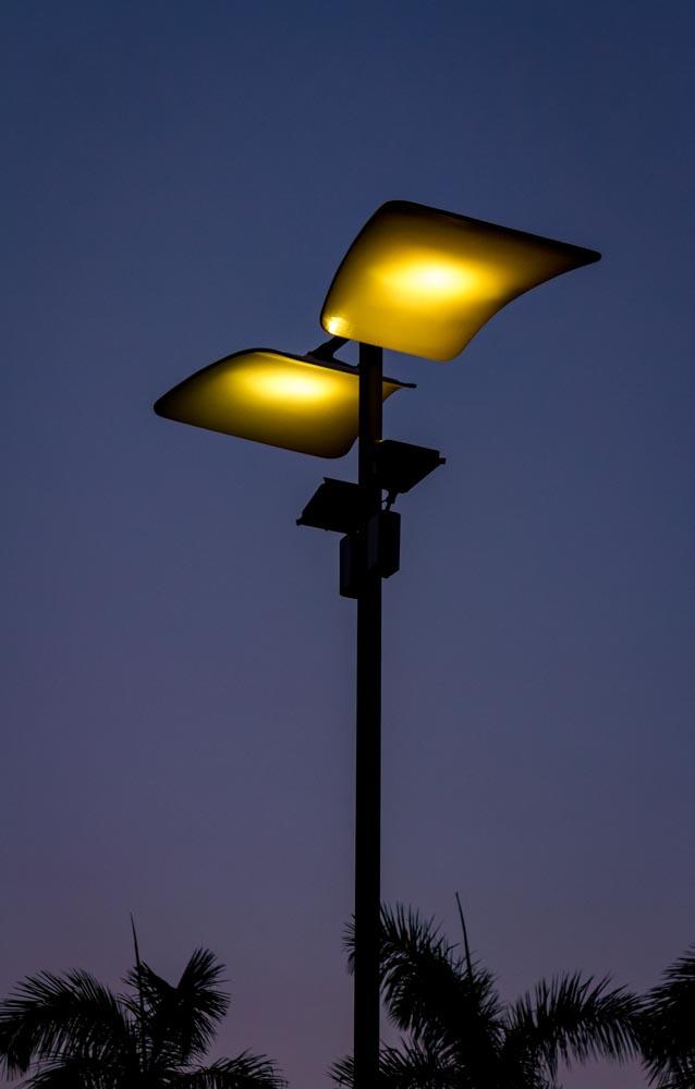 Street Light, Havana, Cuba