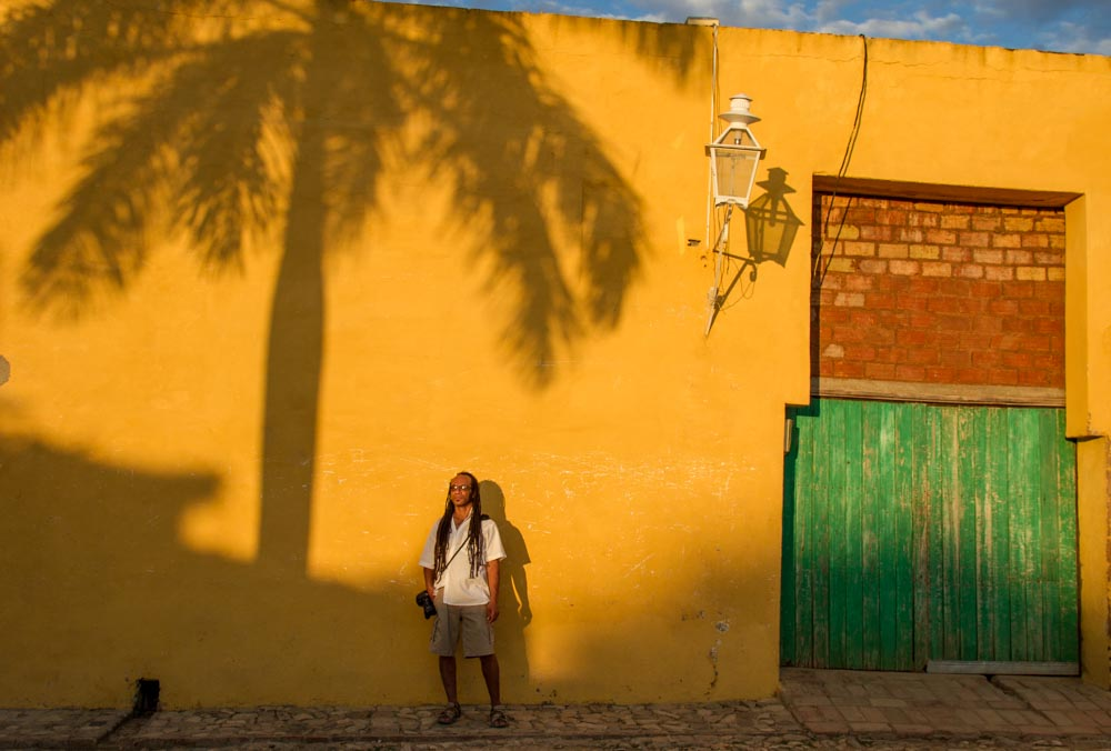 Against the Wall, Trinidad, Cuba