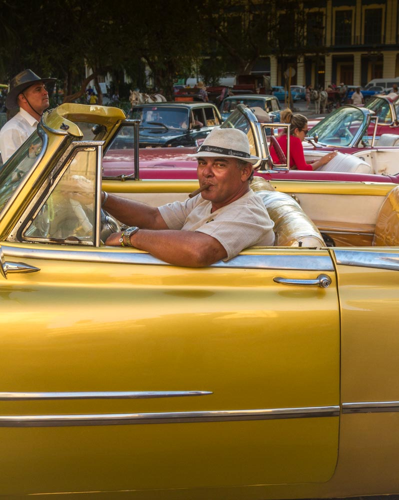 Proud Owner, Havana Cuba