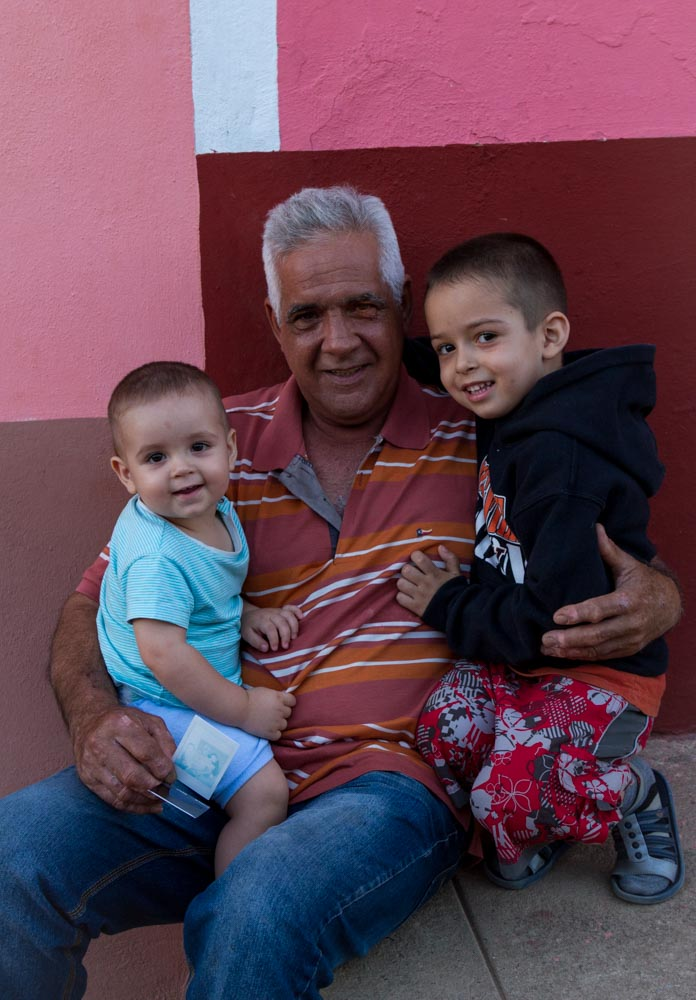 Generations, Trinidad, Cuba