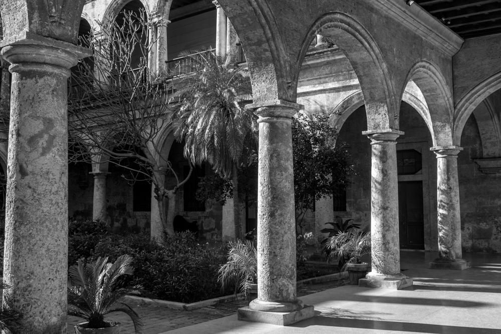 Arches, Havana, Cuba