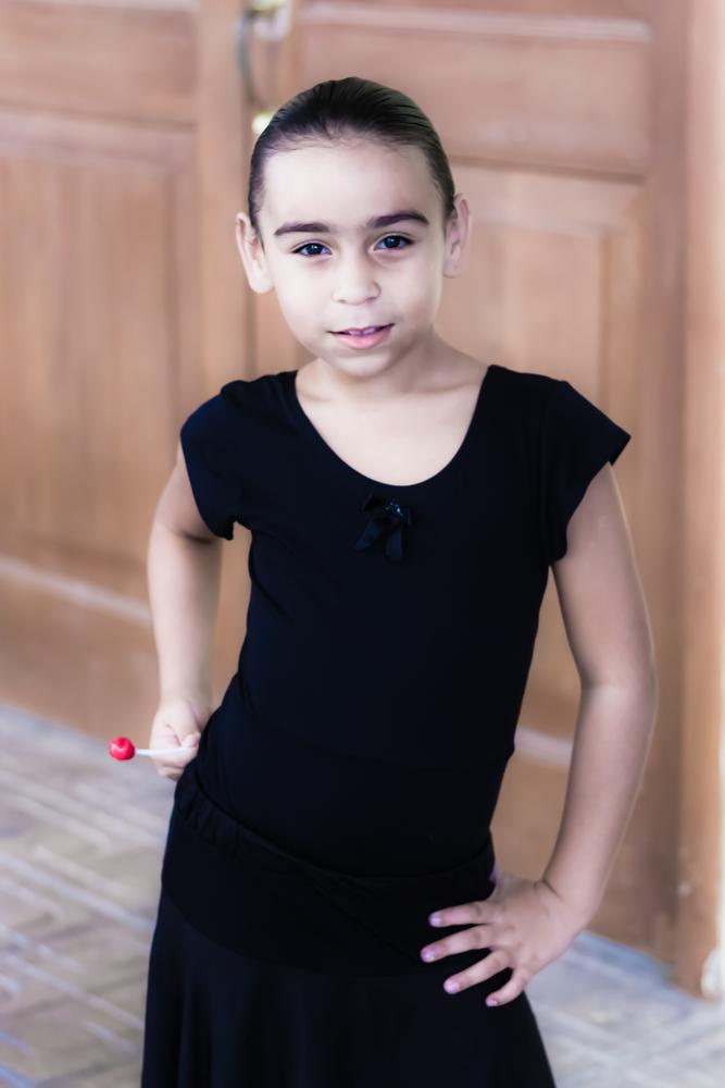 Dance Student, Havana, Cuba