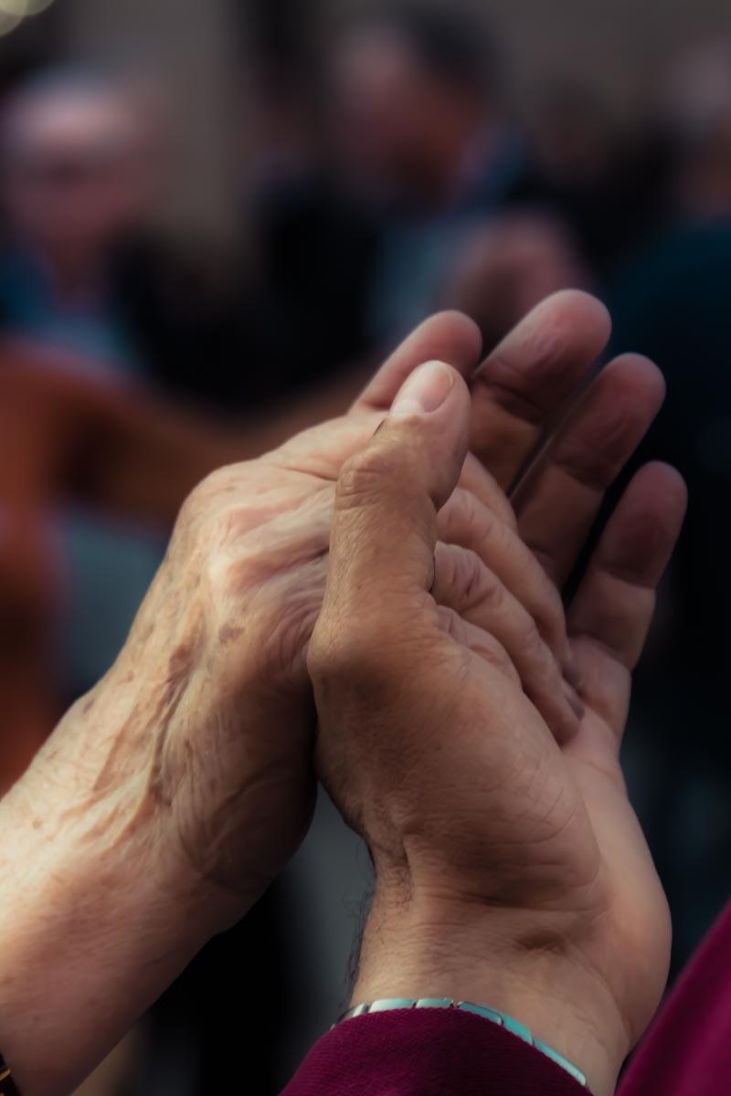 Hands, Dancers, Barcelona, Spain