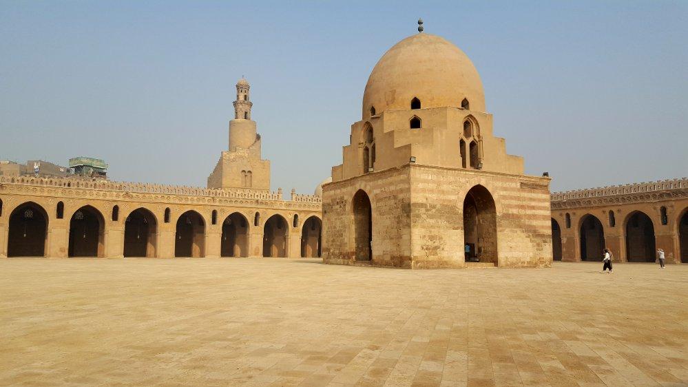Mosque of Ibn Tulun (Masjid Ibn Ṭūlūn), Cairo, Egypt
